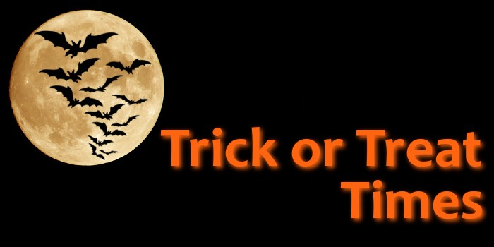 2015 Mid-Ohio Valley Trick or Treat Times - 92.3 WXCR