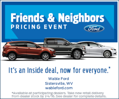 Wable Ford in Sistersville