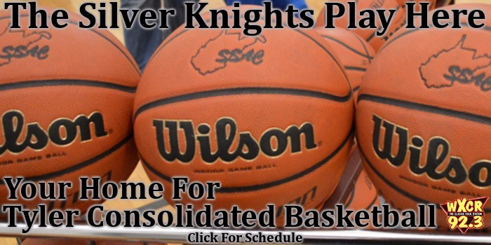 92.3 WXCR High School Basketball 2017 2018 Tyler Consolidated Schedule