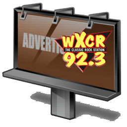 Advertise with WXCR Classic Rock 92.3